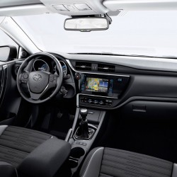 Touch and Go 2 Version 2016 - Auris TS Hybride 2015